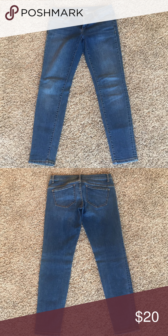 VS Siren Jeans, Size 2 NWOT Victoria's Secret Jeans Skinny