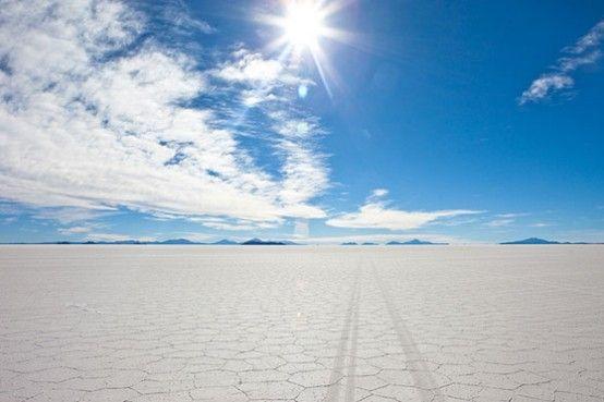 Desert de Sel, Bolivie