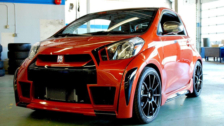modified toyota iq - Google Search | SCION IQ | Pinterest | Toyota ...
