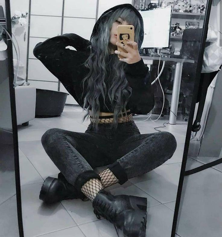 "Alternative Fashion ♡ on Instagram: ""#outfits 1, 2 or 3? via Rhuna Barduagni..."