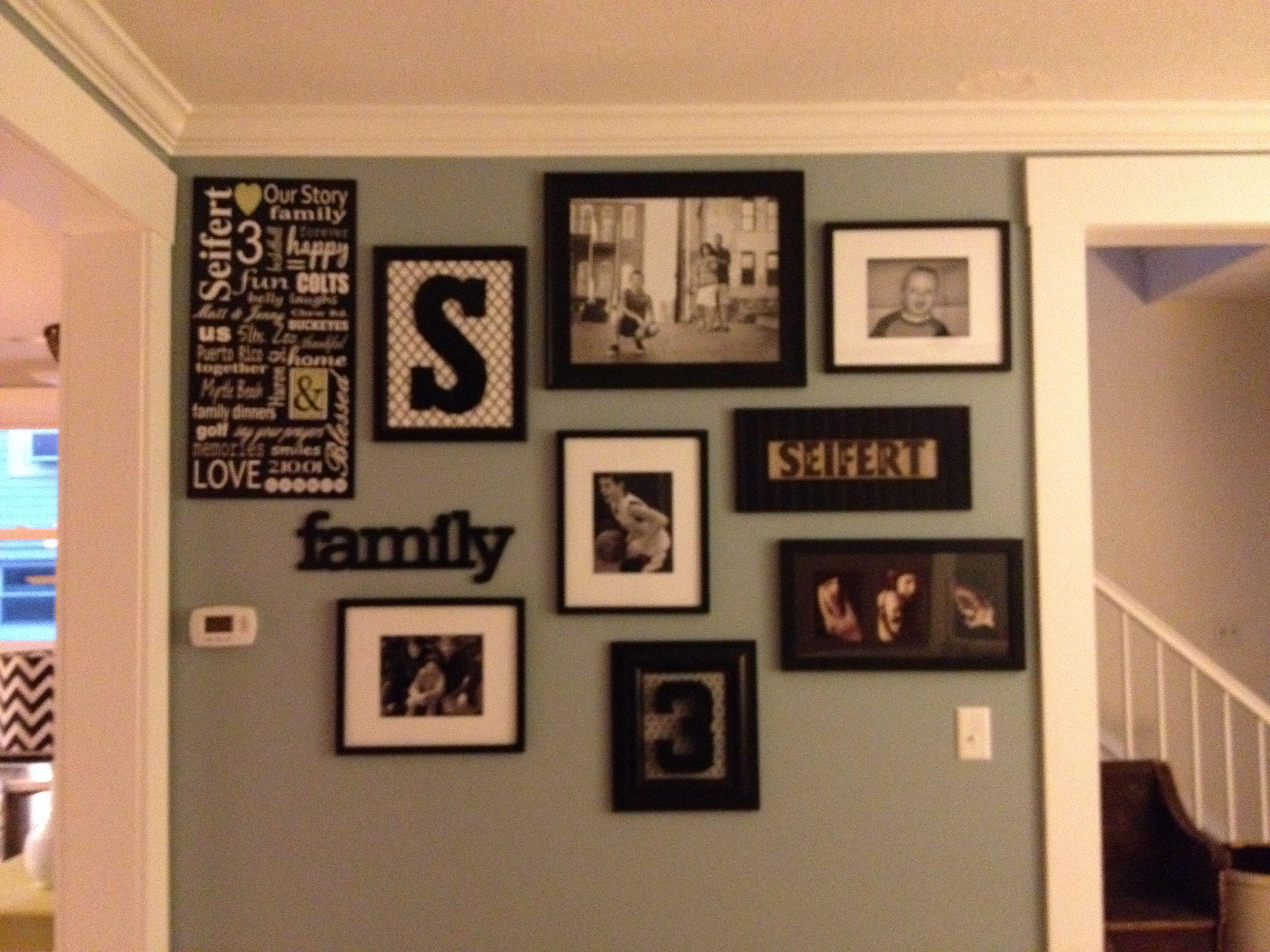Photo Wall Gallery Wall Framesgallery