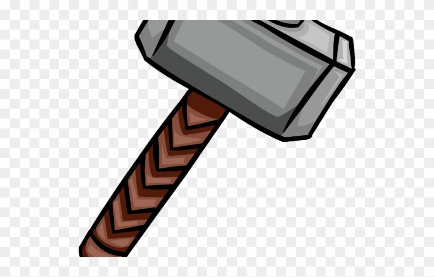 Face Clipart Thor Martelo Do Thor Em Desenho Png Download Thor Clip Art Png
