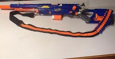 Nerf N Strike Longstrike Cs 6 Dart Blaster