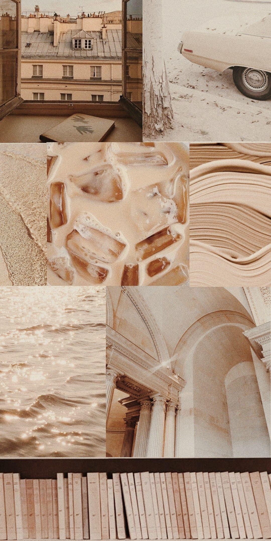 Beige Asthetische Tapete Asthetische Beige Tapete Baderundkorperpfleg Beige Asthe Aesthetic Wallpapers Aesthetic Pastel Wallpaper Beige Aesthetic