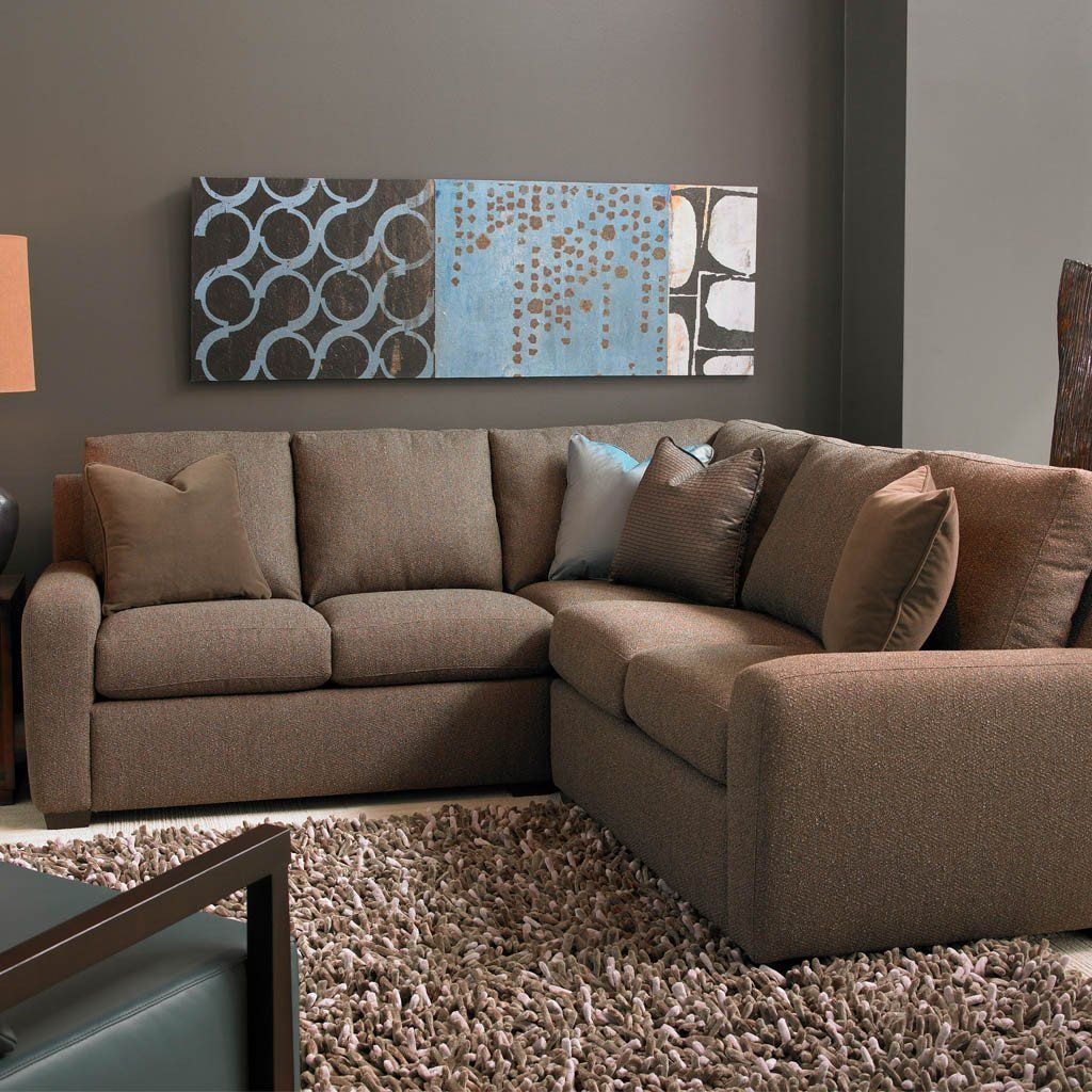 Lisben Sofa By American Leather Best Price Guarantee American