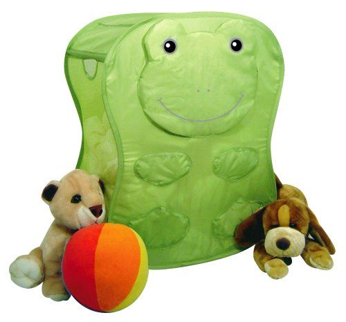 Love the frog hamper- $6.99 at amazon.  This site is a good frog room resource.