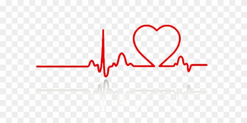 Download And Share Clipart About Heart Beat 600 338 Heartbeat Line Find More High Quality Free Transparent Png Clipar Heartbeat Line In A Heartbeat Clip Art
