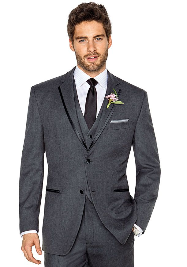 Groom details form pinteres cheap tuxedo for wedding buy quality custom made suits directly from china suit groom suppliers tuxedo 2017 men suit charcoal gray custom made suit groom junglespirit Images