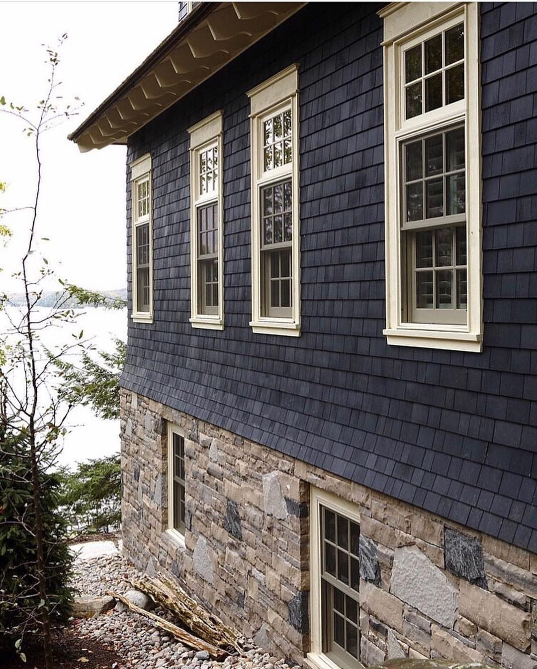 pin by lori loftin on lake house in 2019 navy house on lake house color schemes id=65667