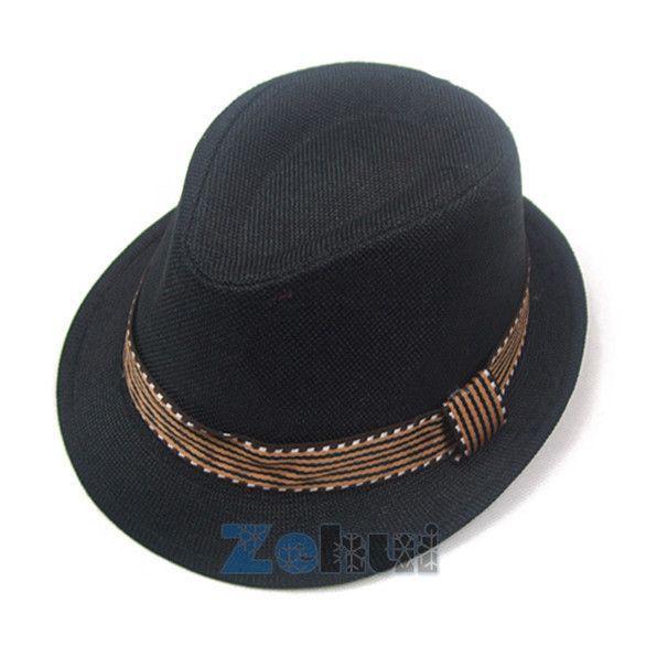 42c9e954de4e4 Fashion Kids Chic Jazz Toddler Baby Boy Girl Cap Hats Cool Photography Fedora  Hat Cotton Top