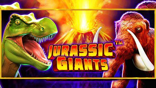 Pragmatic Play Releases New Jurassic Giants Slot
