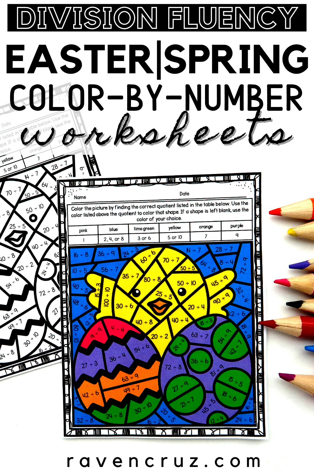 Easter Math Worksheets For Division In 2021 Easter Math Worksheets Easter Math 4th Grade Math Worksheets [ 1500 x 1000 Pixel ]