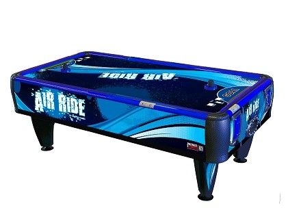 Barron Games Air Ride 2 Player Redemption Hockey Table Barronairhockey Airhockey Air Hockey Air Hockey Tables Air Ride