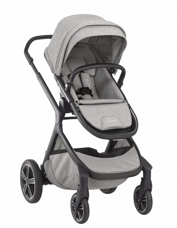 Introducing Nuna's first stroller made for two! The Nuna