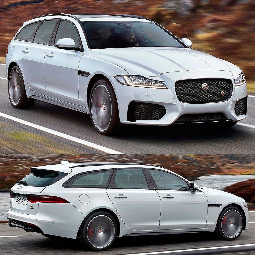 Jaguar Xf Sportbrake: Jaguar XF Sportbrake 2018: Save The Wagons! Marca Inglesa