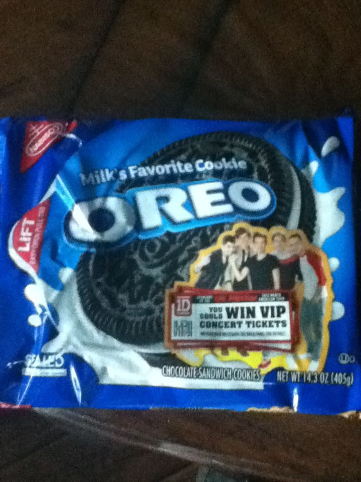 WHATTTTT?? BUY ALL THE OREOS LADIES. WE CAN DO THIS.