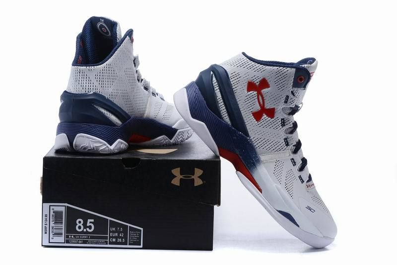 18ff0daec0b5 Newest And Cheapest Under Armour Stephen Youth Curry 2 Two USA 2016 Basketball  Shoes
