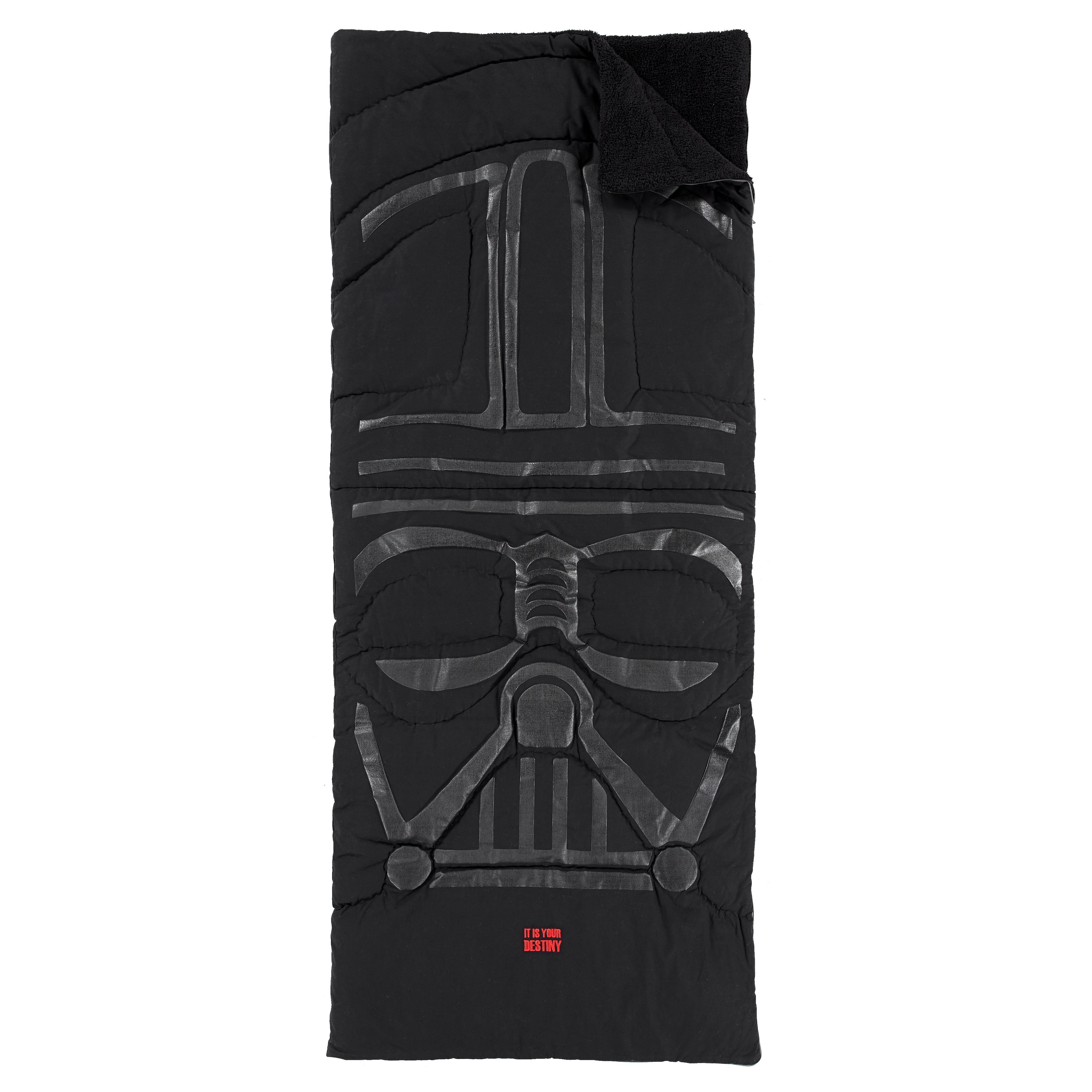 Star Wars Darth Vader Sleeping Bag Showcase Which Side Of The Force You Belong To With Our Featuring Supreme Leader