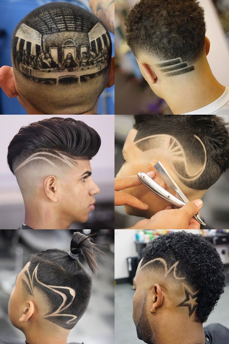 22++ Cool barber designs information
