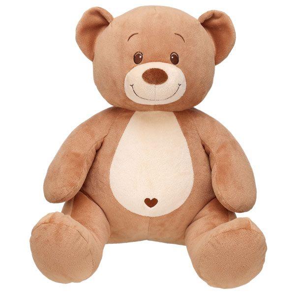 7d7fbff6de1 15 in. Velvet Hugs Teddy
