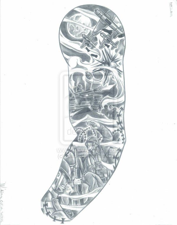 religious sleeve tattoo design by thirteen7s deviantart com on