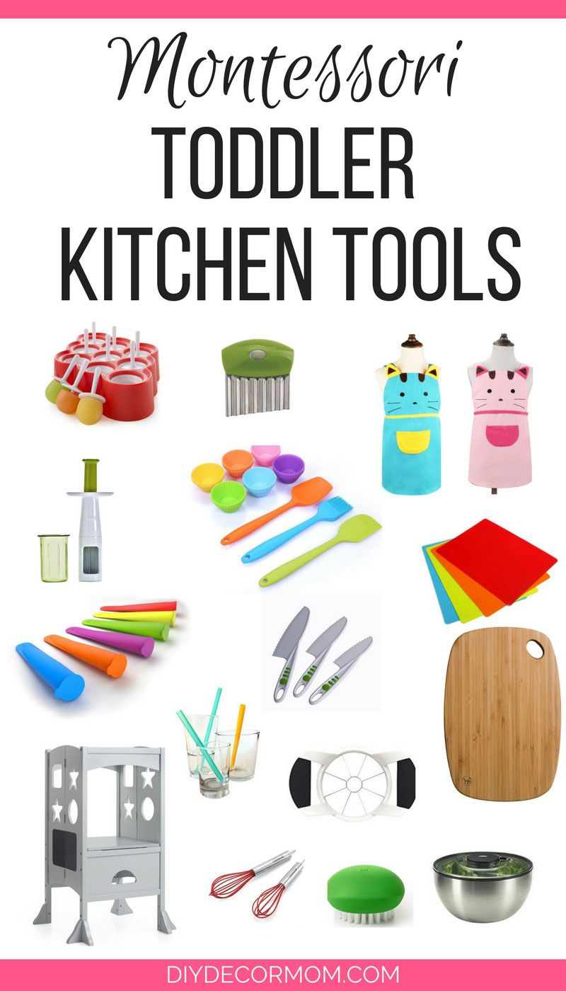 Kids Kitchen Tools Novocom Top