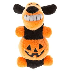 Bobo Pet Halloween Pumpkin Dog Toy Toys Petsmart Toy Puppies