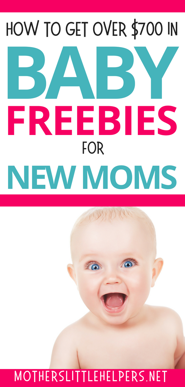 7882e7364 Want Free Baby Stuff  How to Get Baby Freebies for New Moms (2019 ...