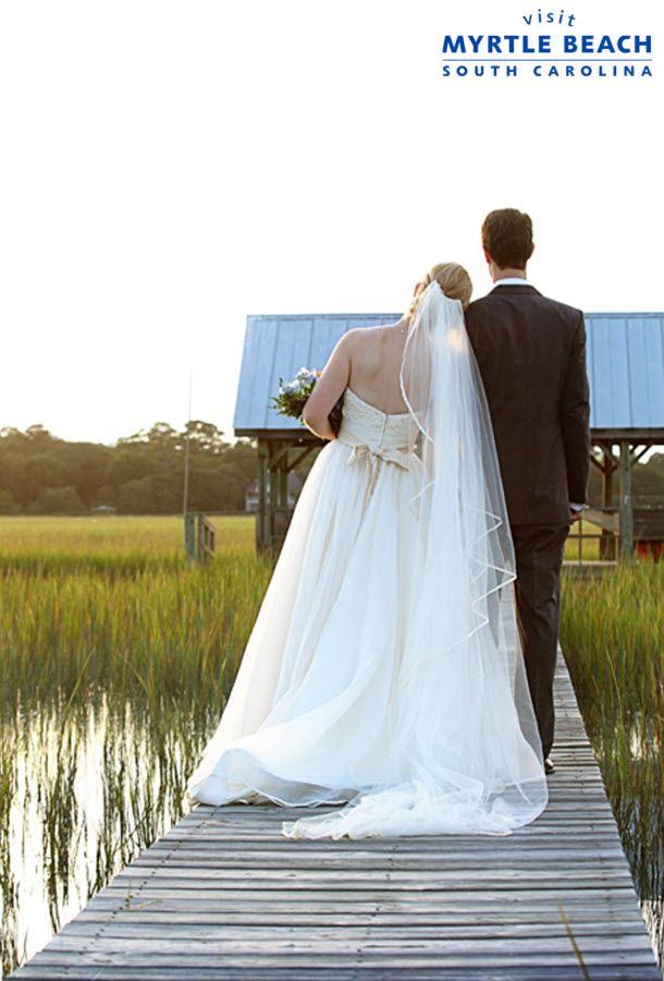 Myrtle Beach Weddings Weddings Honeymoons Packages Myrtle Beach Wedding Bridal Entourage Marriage Ceremony
