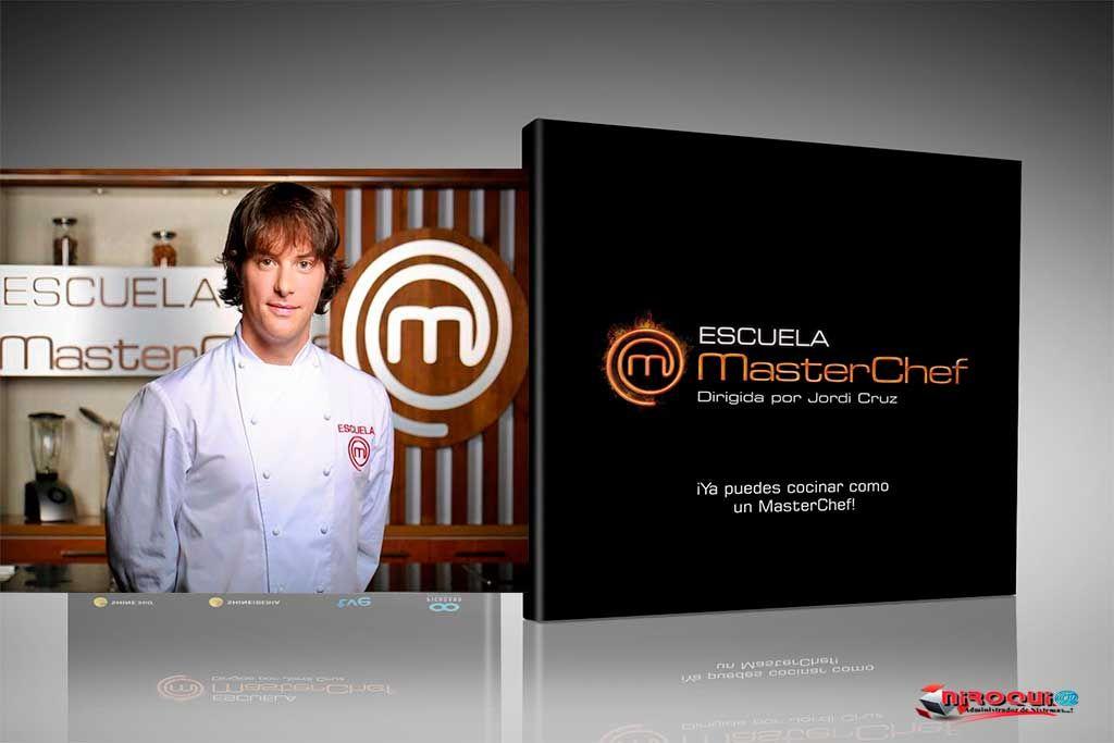 Curso De Cocina Masterchef | Curso Introduccion A La Cocina Escuela Masterchef Mega Escuela