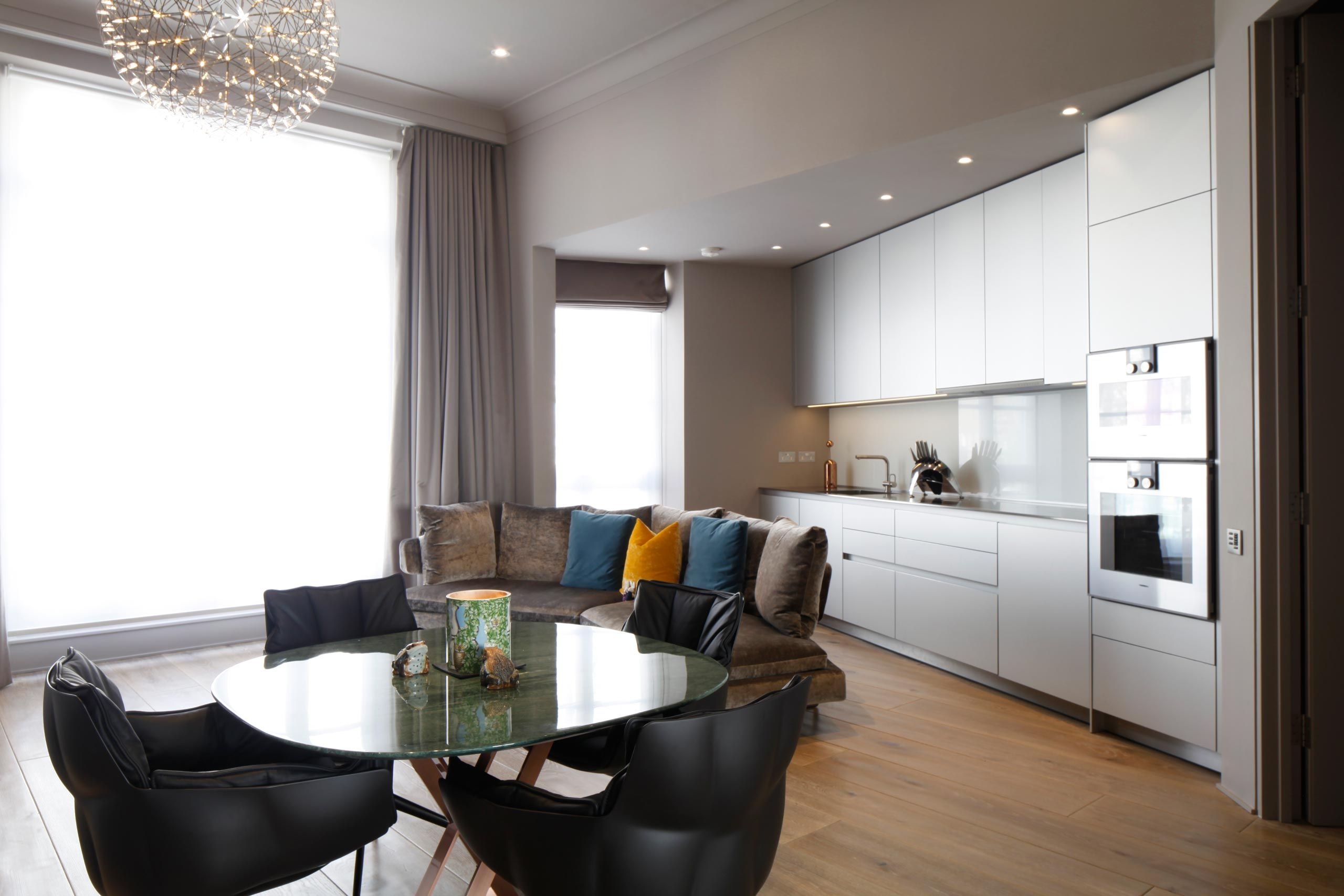 Bayswater Apartment | Home renovation, Kitchen projects ...