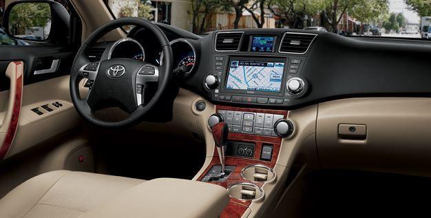 Nice Toyota Highlander 2017: 2018 Toyota Highlander Interior.