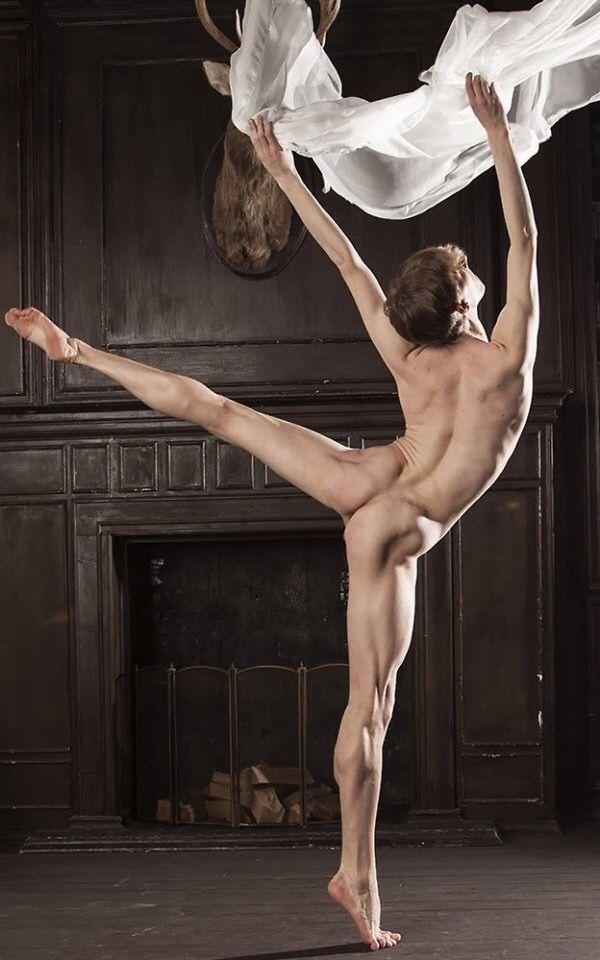 Nude Male Dance