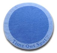 This Time Out Spot Rug Worked Wonders For My Kids When They Were Younger