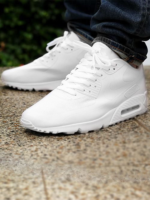 new concept e4dd2 3aaee NIKE AIR MAX 90 HYP PREMIUM ID WHITE  SHOP
