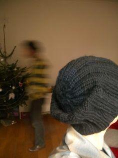 patron gratuit de bonnet afghan   trico bsession  Un slouch oui, mais chic ! 263986ec226