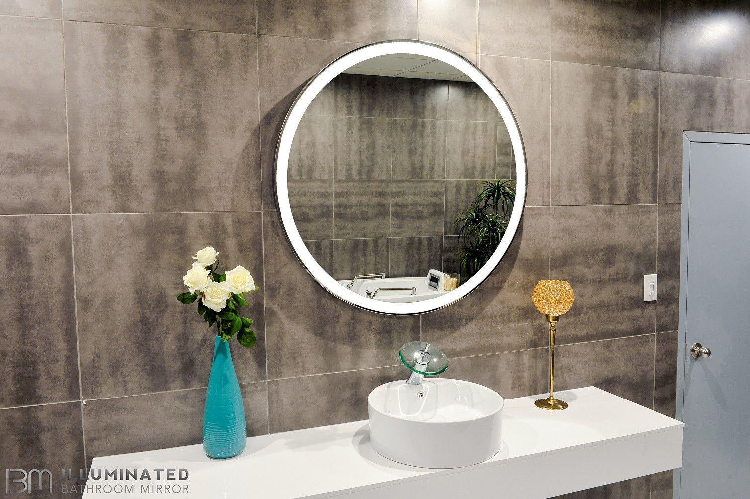 Fascinating Tips Wall Mirror With Lights Hallways wall mirror