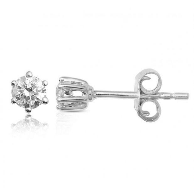 9e48ce1a0 Uhani z briljanti POLARIS Diamond Earrings, Diamond Studs, Diamond Drop  Earrings