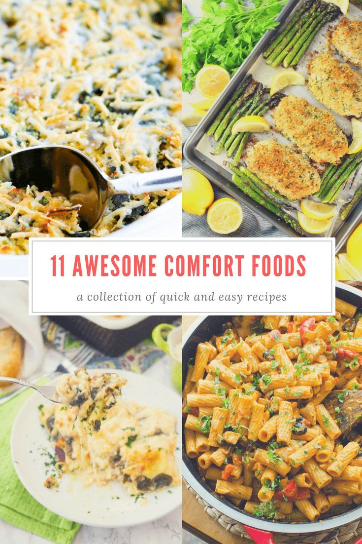 11 easy comfort food recipes to make you feel better easy comfort 11 easy comfort food recipes to make you feel better easy comfort food recipes dinners and easy forumfinder Gallery
