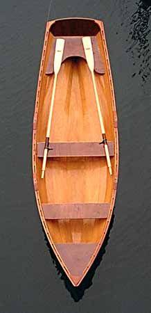 wineglass wherry from pygmy boats | aurelia boat | Wooden boats, Boat, Boat building
