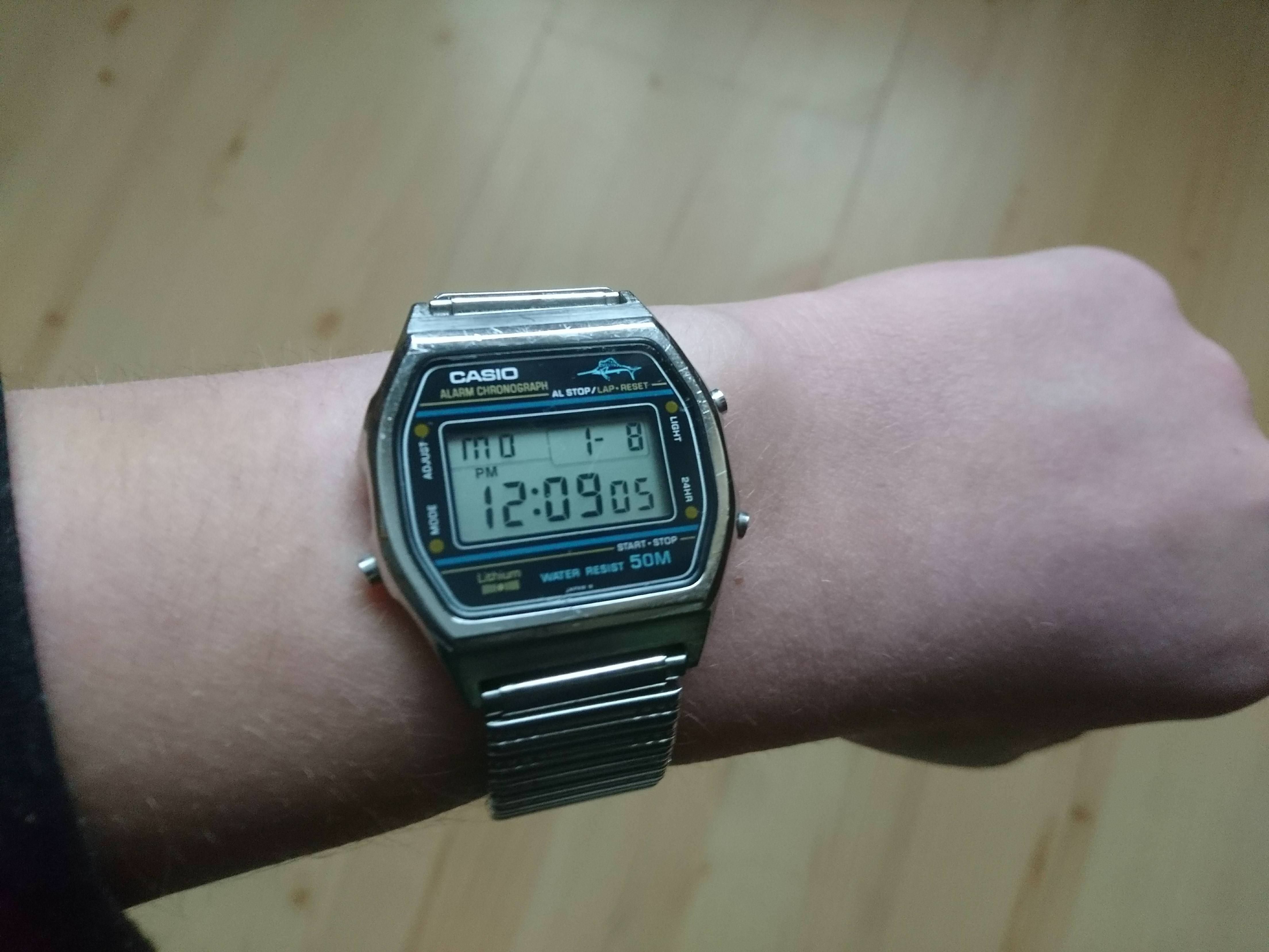CASIO  Marlin W36 http   ift.tt 2m4RG34 Men s Watches 07aff2a9154d