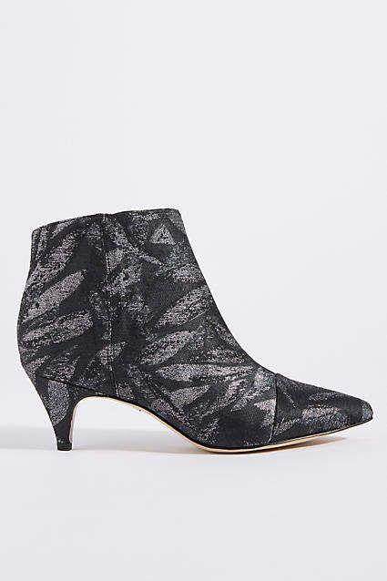 7e7cf489d50 Sam Edelman Kinzey Booties in 2019   Shoes   Kitten heel pumps ...