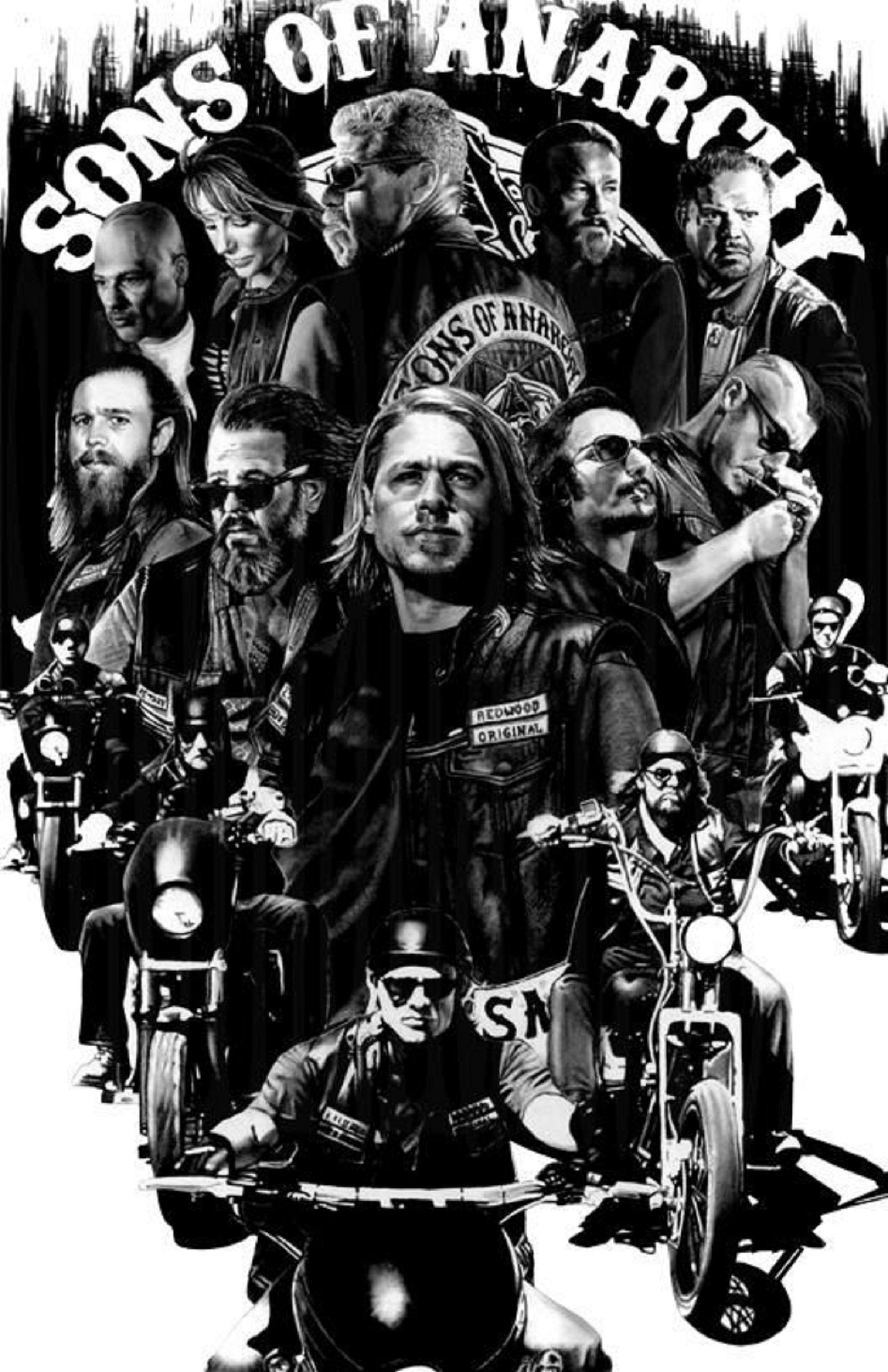 SONS of ANARCHY Sons of anarchy, Sons of anarchy samcro