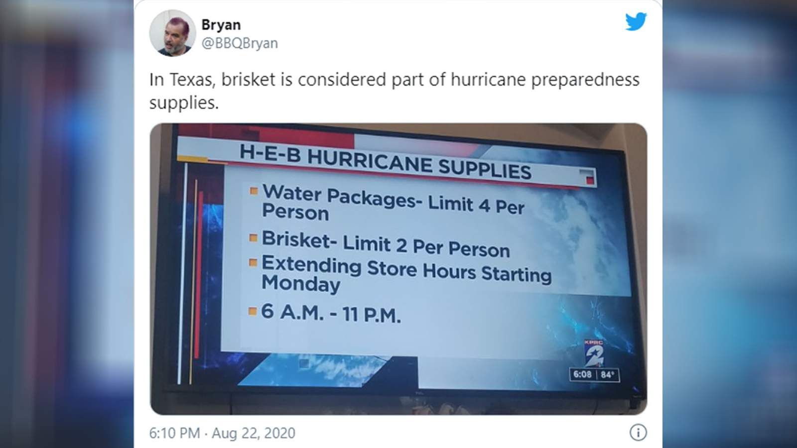 Texas Is Coping With Double Hurricanes The Best Way It Knows How With Hilarious Memes In 2020 Hurricane Texas Funny Memes