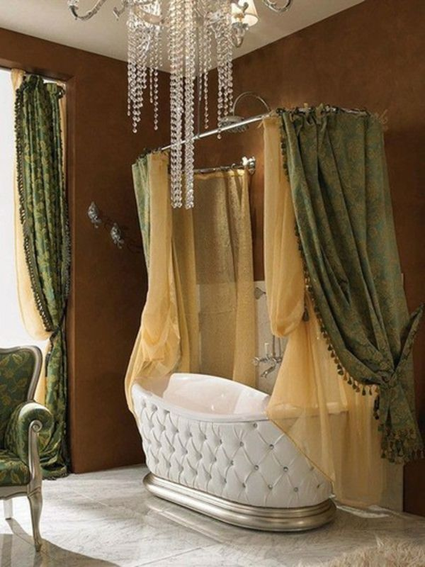 Freistehende Badewanne Schlafzimmer Interieur Rub A Dub Banos