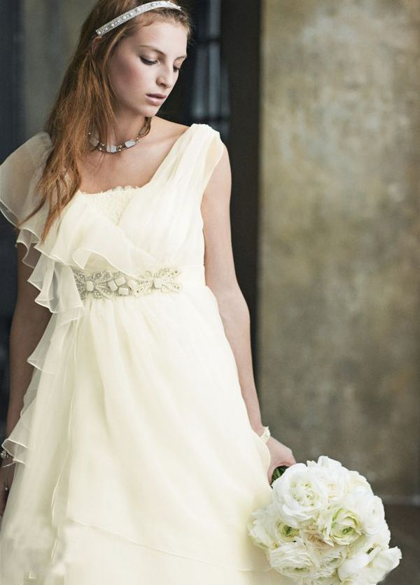 Romantic Style Wedding Dresses From Behold Jill Stuart2