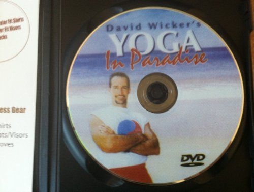 Yoga in Paradise The Ancient Secrets of Hatha Yoga David Wicker FormatDVD Format *** Click on the image for additional details.