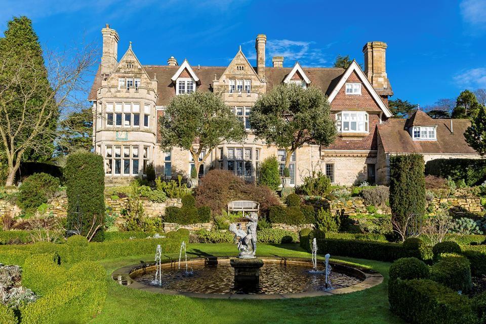 Hambleton Hall Hotel Wedding Venue In Oakham Rutland