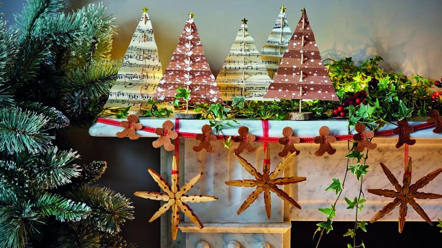 Tesco Christmas Decor Diy Christmas Decorations Christmas Crafts
