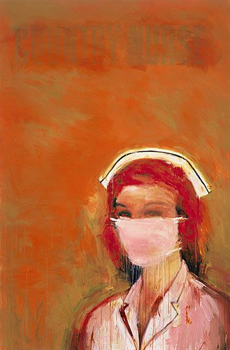 richard prince | Richard Prince's 'Country Nurse' sold for £1.7 million, falling ...